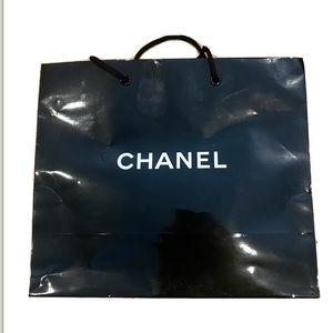 Chanel Classic Black Gift Bag